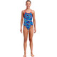 Funkita Diamond Back One Piece Baddräkt Barn